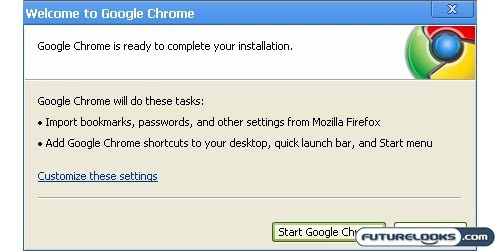 Living With Google Chrome