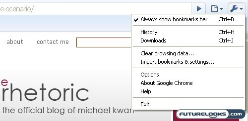 Living With Google Chrome