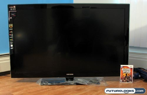 Samsung LN52A630 52-Inch LCD HDTV Review