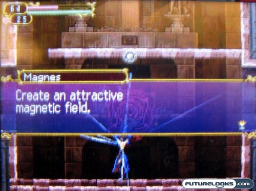 Castlevania: Order of Ecclesia for Nintendo DS Reviewed