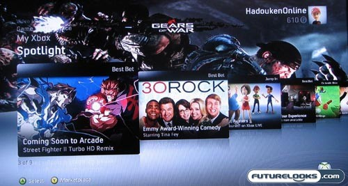 Five Things to Love about New Xbox 360 Experience