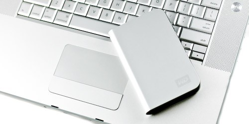 Western Digital My Passport Studio 320GB Portable Hard Drive Review