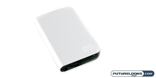 Western Digital My Passport Studio 320GB Portable Hard Drive Review