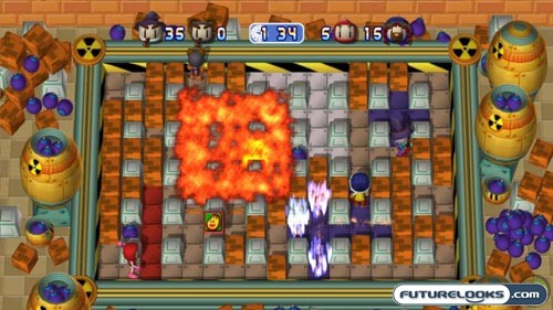Futurelooks Holiday 2008 - Top Ten Video Games for Parties
