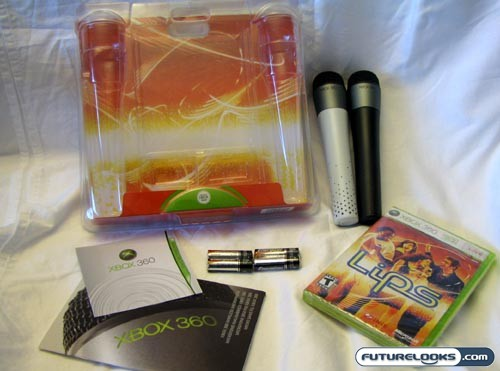 Lips for Xbox 360 Review
