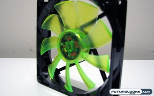 GELID Wing 12 Gamer 120mm Case Fan Review