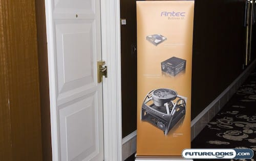 CES 2009 Spotlight - Checking in with ANTEC