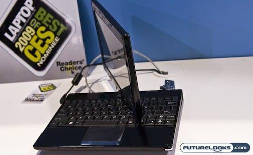 CES 2009 - Notebooks and Netbooks Hit The Showfloor Running