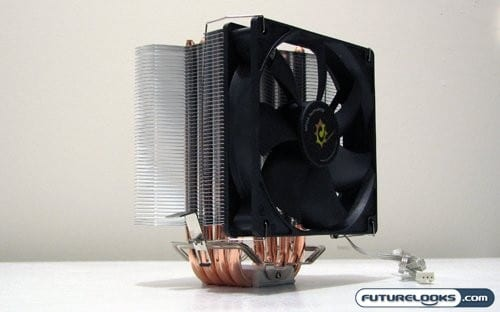 Sunbeamtech Core Contact Freezer CPU Cooler Review