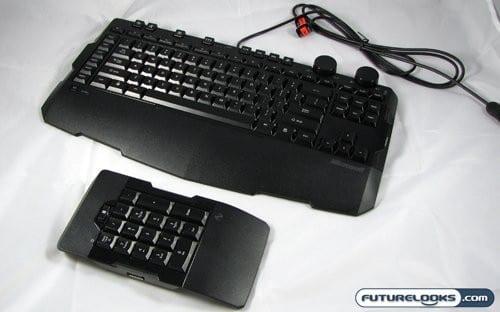 Microsoft SideWinder X6 Gaming Keyboard Review