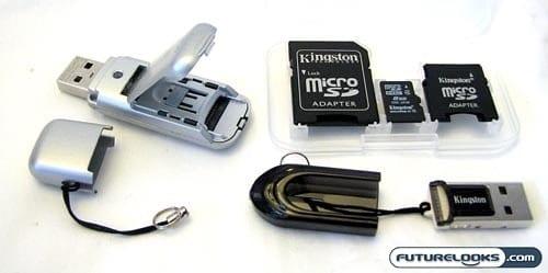 Kingston 4GB DataTraveler Micro Reader Review