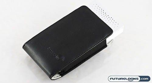 Seagate FreeAgent Go 320GB Portable Drive For Mac Review