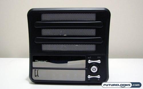 Thecus N3200PRO 3-Bay RAID 5 NAS Review