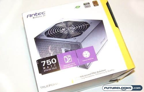 ANTEC True Power 750 Watt (TP-750) Power Supply Review