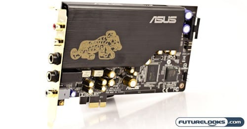 ASUS Xonar Essence STX Headphone Amp Sound Card Reviewed