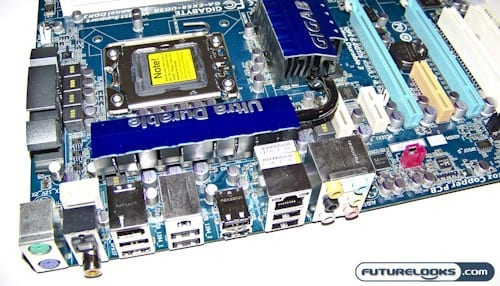GIGABYTE GA-EX58-UD3R Ultra Durable 3 Motherboard Review