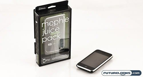 Mophie Juice Pack Rechargeable Battery for iPhone 3G Reviewed