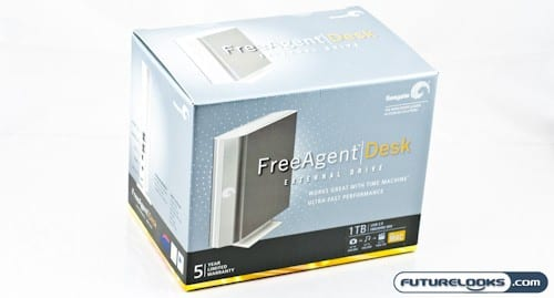Seagate FreeAgent Desk For Mac 1TB External Drive Review
