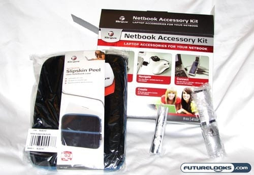 Checking Out the Targus Netbook Accessory Kit