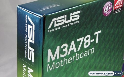 Asus M3A78-T AMD AM2+/AM3 DDR2 Motherboard Review