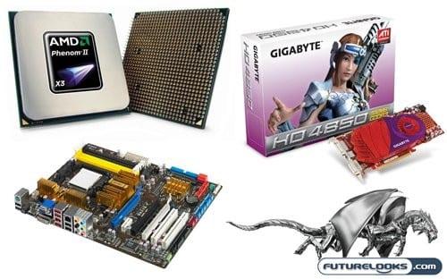 AMD Platform Showdown - Spider vs. Dragon vs. Dragon Reloaded