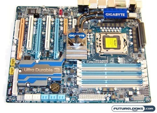 GIGABYTE GA-EX58-EXTREME Ultra Durable 3 Motherboard Review