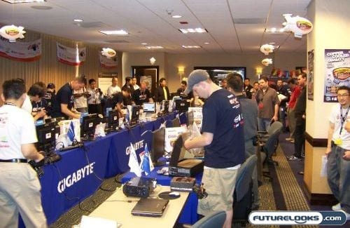 GIGABYTE GOOC 2009 North American Regional Finals - The Competition Results