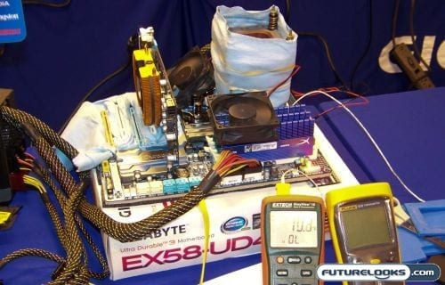 GIGABYTE GOOC 2009 North American Regional Finals - Tips and Advice From The Overclocking Pros