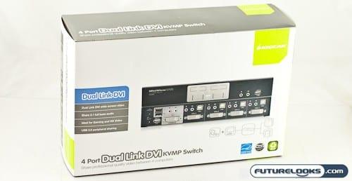 IOGEAR (GCS1204) 4 Port Dual-Link DVI KVMP Switch Reviewed