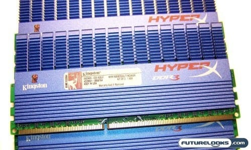 Kingston HyperX 6GB 2000 MHz DDR3 Triple Channel Memory Kit Review