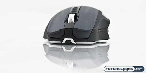 Microsoft Sidewinder X8 BlueTrack Gaming Mouse Review