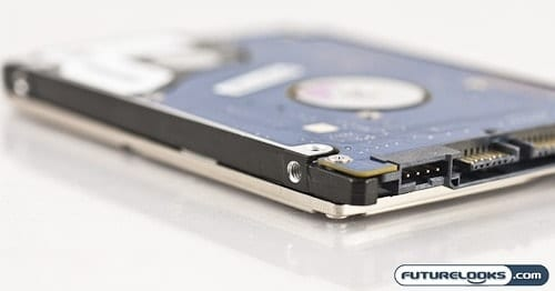 Seagate Momentus 7200.4 500GB 2.5 inch SATA Notebook Hard Drive Review