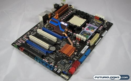 Asus M4A79T Deluxe AM3 790FX Motherboard Review