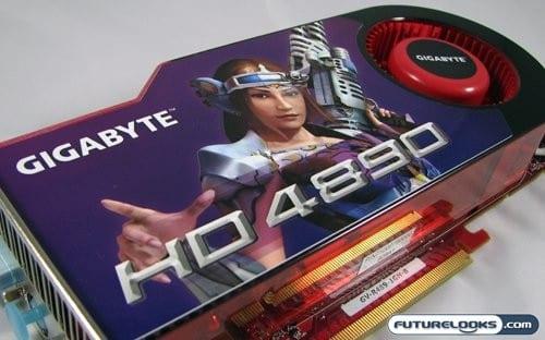 GIGABYTE GV-R489-1GH-B Radeon HD 4890 Video Card Review