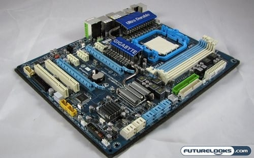 GIGABYTE GA-MA790FXT-UD5P AM3 790FX Motherboard Review
