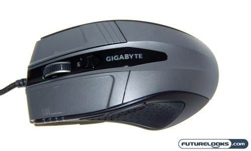 GIGABYTE GM-M8000 High-Performance Laser Gaming Mouse Review