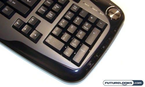 GIGABYTE GK-K6800 Professional Multimedia Keyboard Review