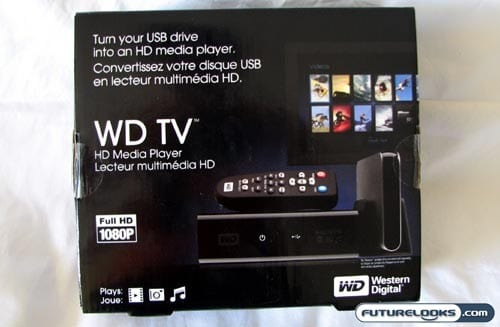 Western Digital WD TV HD Media Player Review