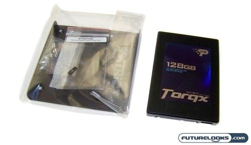 Patriot Memory TorqX 128GB SATA Solid State Drive Review