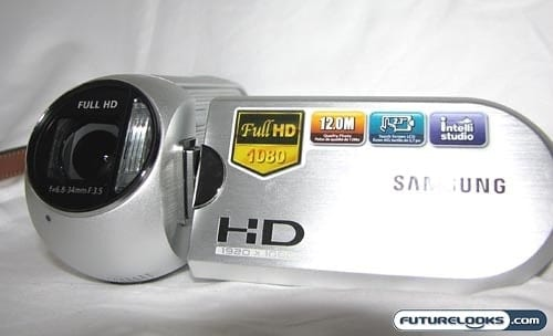 Samsung HMX-R10 HD Camcorder Review