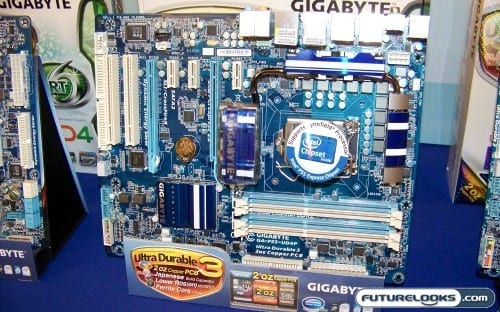 GIGABYTE Kicks Off Their INTEL Core i5 Line Up With a Party