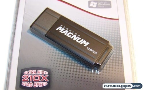 Patriot Memory 128GB Xporter Magnum USB Flash Drive Review