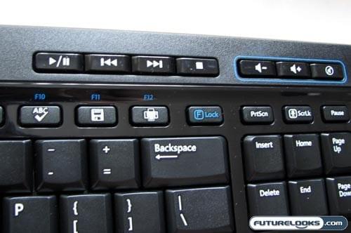 Microsoft Wireless Desktop 3000 Review
