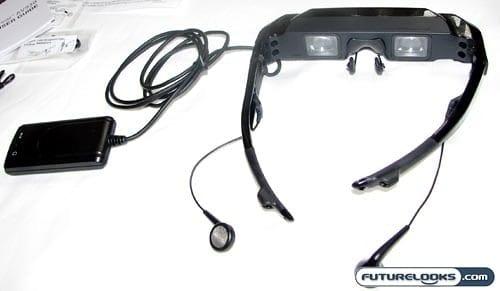 Vuzix iWear AV920 Video Eyewear Review