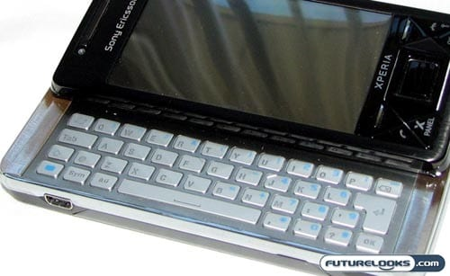 Sony Ericsson XPERIA X1 Smartphone Review