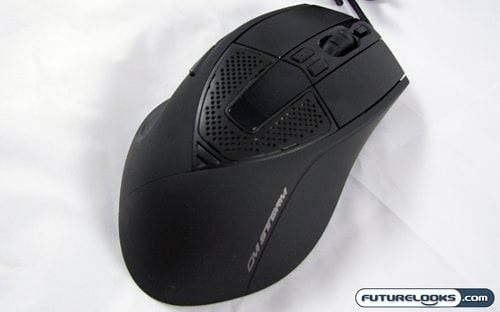 CM STORM Sentinel Advance Gaming Mouse Review
