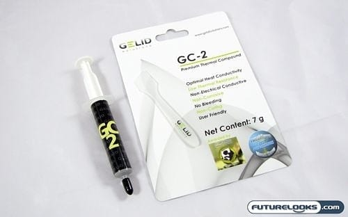 GELID Solutions GC-2 and GC-Extreme Thermal Compound Reviewed