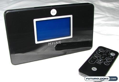 Myine Ira Wi-Fi Internet Radio Review