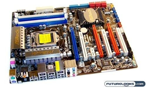 ASRock P55 Deluxe LGA1156 ATX Motherboard Review