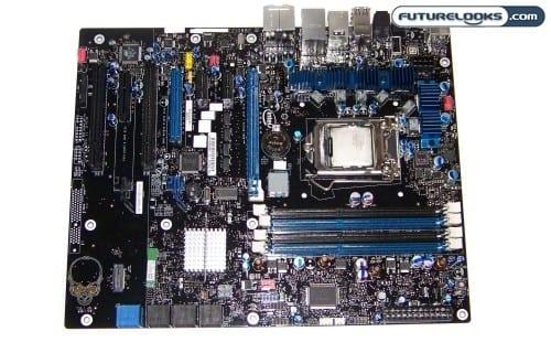 """Intel DP55KG """"Kingsberg"""" Extreme Series Motherboard Review"""